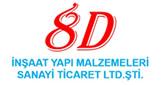 8D İnşaat Yapı Malzemeleri Sanayi Ticaret Limited Şirketi
